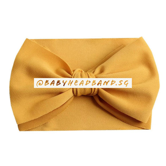 Bow Headwrap Series [INSTOCK]