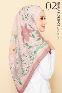 Thalia Florence Series Long Shawl [PO]