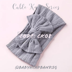 Cable Knit Series [PO]