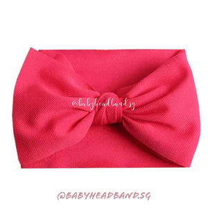Bow Headwrap Series [PO]