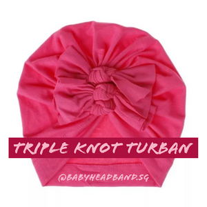 Triple Knot Series [INSTOCK]