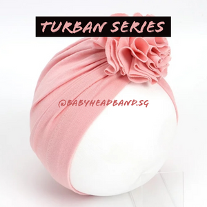 Flower Turban Series [PO]