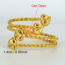 Load image into Gallery viewer, Adjustable bangle for women.girls