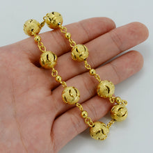 Load image into Gallery viewer, Round Beads Bracelet Gold Color