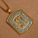 Allah Pendant Necklaces with chain