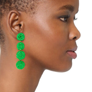 Long Ball Earrings