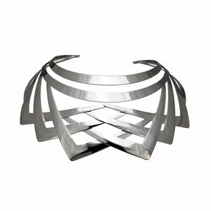 Arc Hollow Metal Choker
