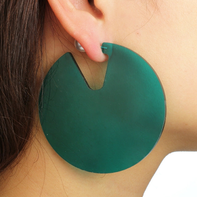 Exaggerate Punk Earrings