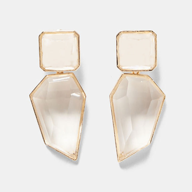 Pure Stone Earrings