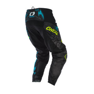 ONEAL ELEMENT VILLAIN GREY YOUTH PANTS (SIZE: 8/10)