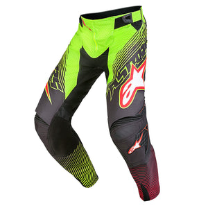 ALPINESTARS 2017 TECHSTAR FACTORY A2 TORCH LIMITED EDITION PANT FLURO/YELLOW/BLACK (SIZE: 30)