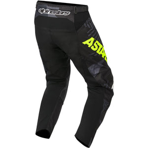 ALPINESTARS 2018 RACER TACTICAL BLACK/FLURO PANTS