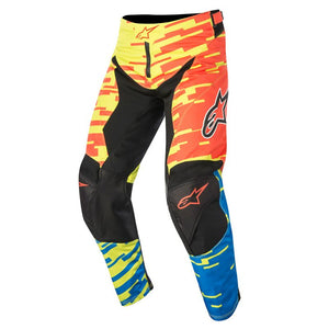 ALPINESTARS 2016 RACER BRAAP PANTS RED/BLUE/YELLOW