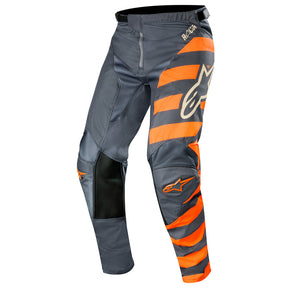 ALPINESTARS 2019 RACER BRAAP PANTS ANTHRACITE/FLURO ORANGE/SAND