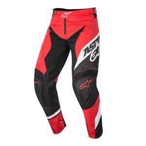 ALPINESTARS 2016 RACER SUPERMATIC PANTS RED/WHITE (SIZE: 30)