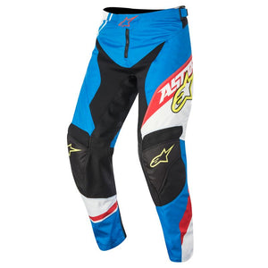 ALPINESTARS 2016 RACER SUPERMATIC PANTS BLUE/RED/WHITE