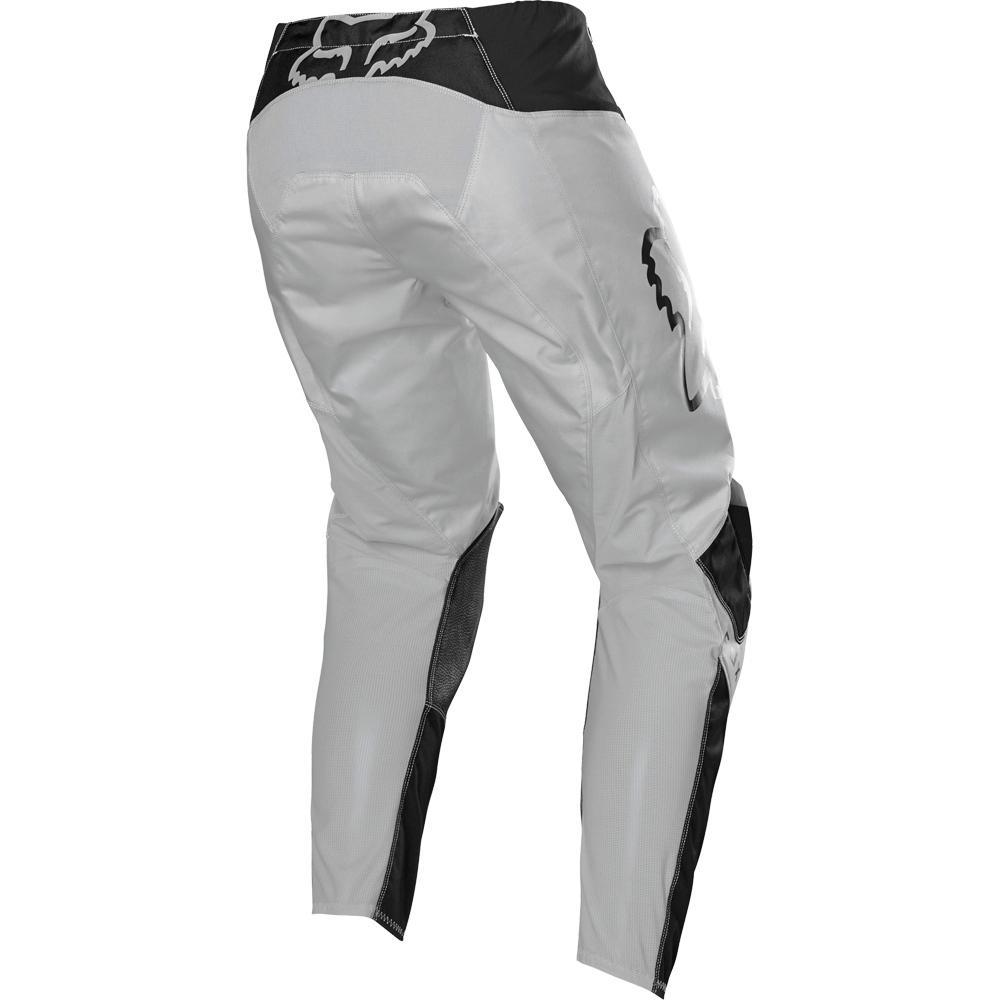 FOX 180 PRIX GREY ADULT PANTS (SIZE: 32)