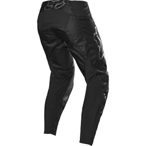 FOX 180 PRIX BLACK ADULT PANTS (SIZE: 36)