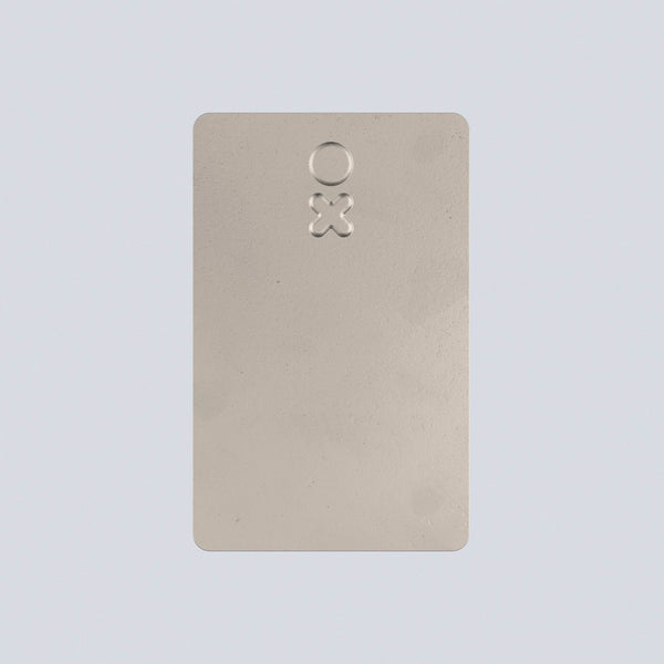 RAMA TI INVENTORY 2 PRESSED XO CARD
