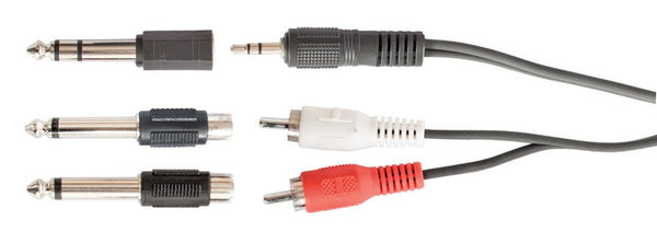 Australasian Rock Leads Cable Kit (RCK1)