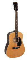 Redding Dreadnought Acoustic Guitar Pack - Natural (RED50PK)