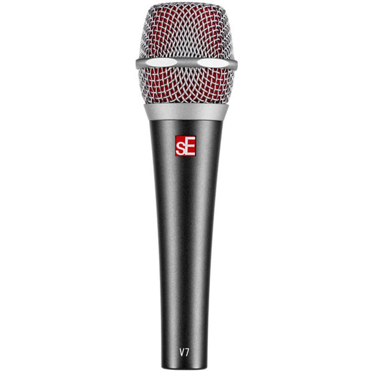 sE V7 Supercardioid Dynamic Vocal Microphone