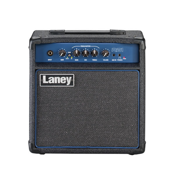 "Laney Richter Series 15W Bass Amp - 1x8"" (RB1)"