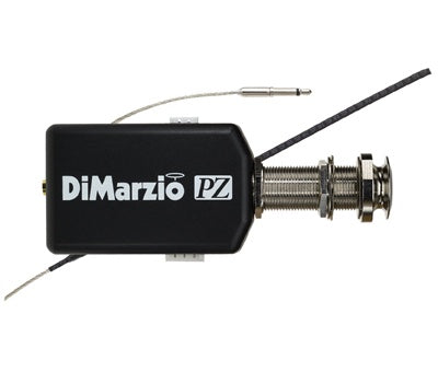 DiMarzio 'The Angel PZ' Active Acoustic Guitar Pickup