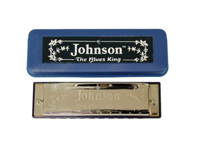 Johnson Harmonica (Various Keys)