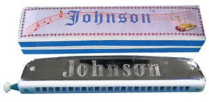 Johnson Chromatic Harmonica (M1019)