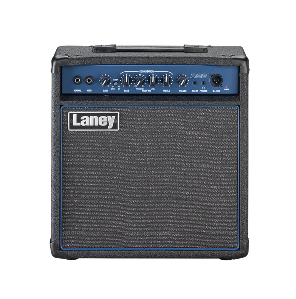"RB2 Laney Richter Series 30W 1x10"" Bass Amp"