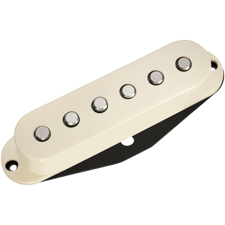 DiMarzio True Velvet Bridge Pickup for Stratocaster (DP176)