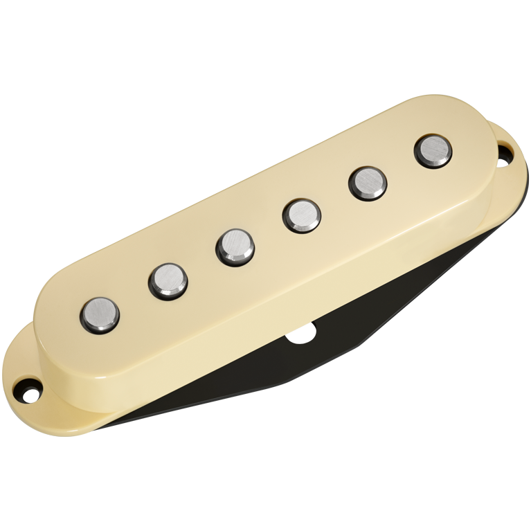 DiMarzio True Velvet Neck Pickup for Stratocaster (DP175)
