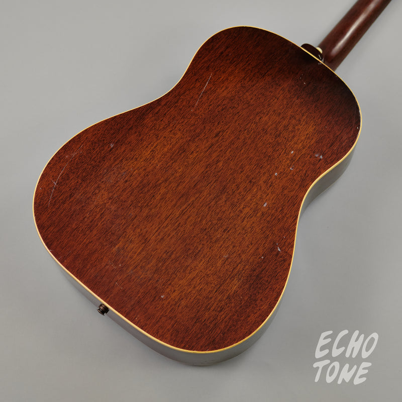 1966 Gibson J-45 Acoustic (Natural, LR Baggs Anthem Pickup)