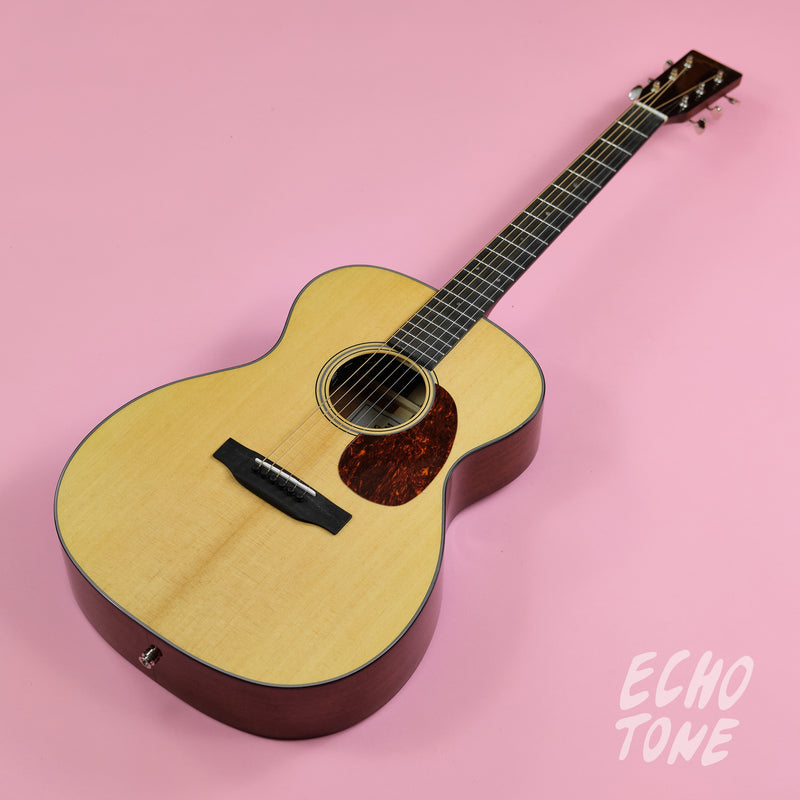 Sigma S000M-18E All-Solid Acoustic (Pickup, Cutaway)