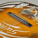 2008 Maton MS-500 Mastersound 50th Anniversary (Tobacco Sunburst, OHSC)