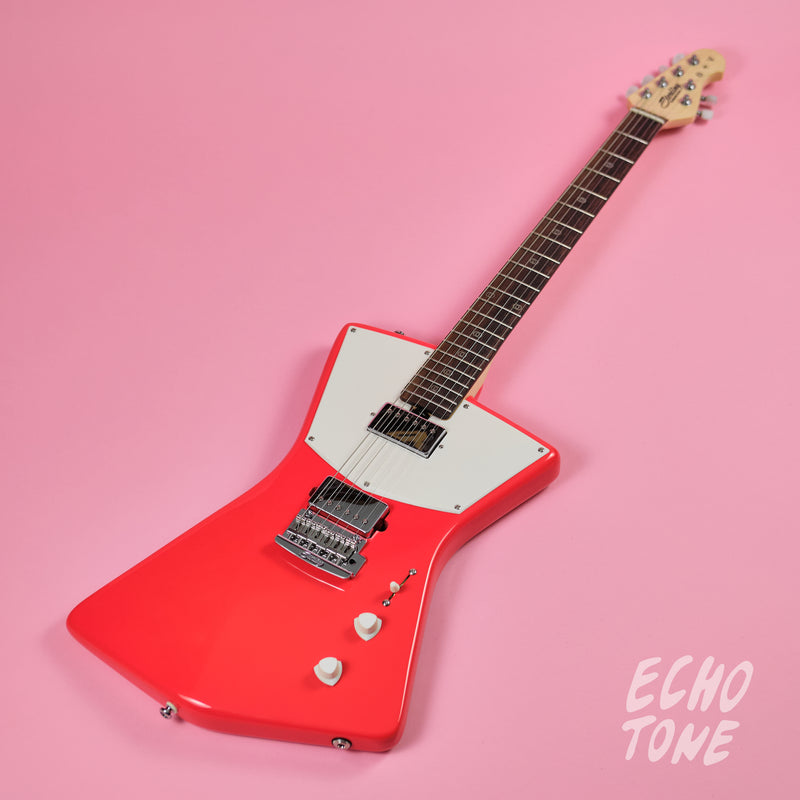 Sterling by Music Man St Vincent (HH, Fiesta Red)