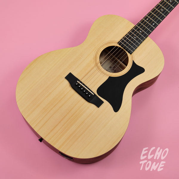 Sigma GME+ Grand OM Acoustic Guitar (Matte Finish, Pickup)