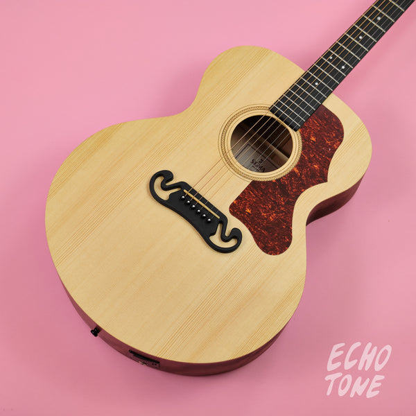 Sigma GJME Grand Jumbo (Natural Satin)