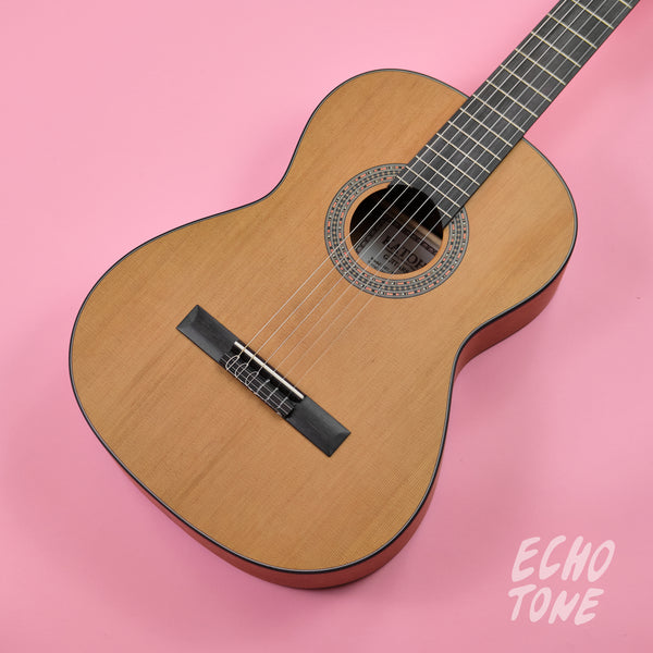 Katoh MCG35C Classical Guitar (Natural Satin)