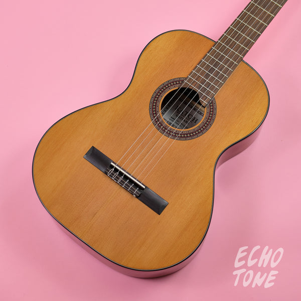Katoh MCG40C 4/4 Classical Guitar (Solid Cedar Top, Natural Gloss)