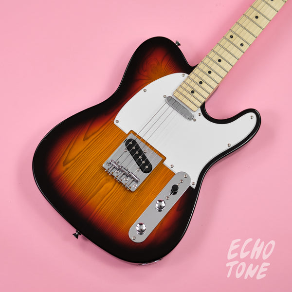 SX Telecaster Electric Guitar Pack (Various Colours)
