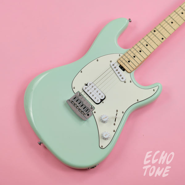 Sterling by Music Man SUB Short-Scale Cutlass (Mint Green)