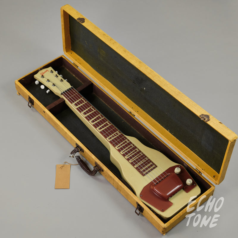 c1948 Gibson BR-9 Lap Steel Guitar (Blonde, OHSC)