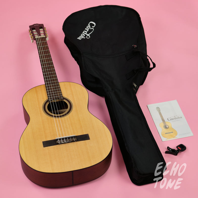 Cordoba CP100 Classical Guitar Pack (Gig Bag)