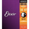Elixir Nanoweb Phosphor Bronze 12 String Acoustic Guitar Strings (23/APB-NW-12L)