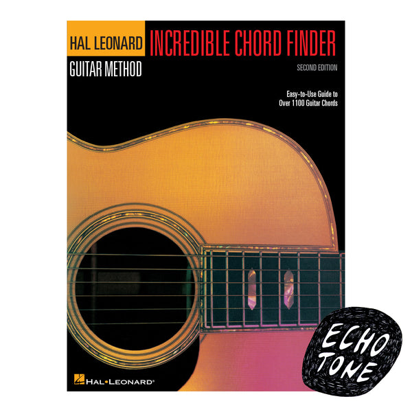 Hal Leonard Incredible Chord Finder