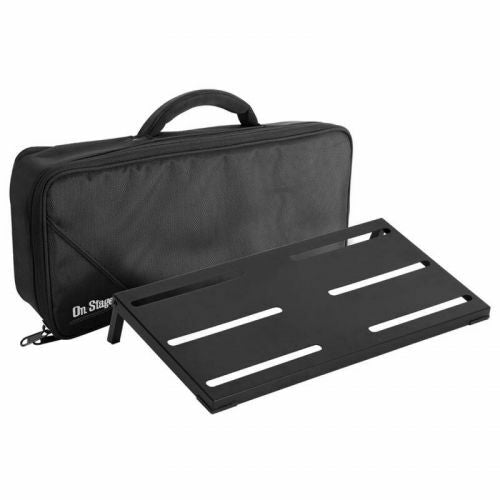 On-Stage OSGPB4000 Pedal Board (Includes Bag)