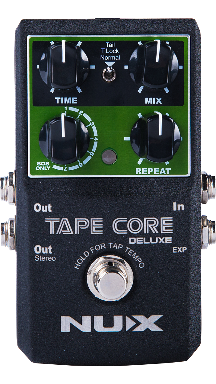 NUX Tape Core Deluxe Pedal (NXTAPECORE)