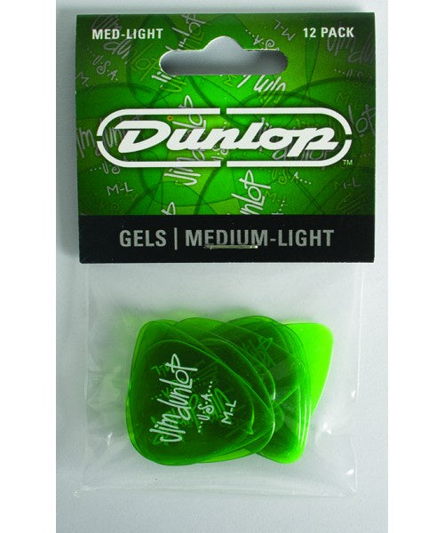 Dunlop Player Pack - Gels
